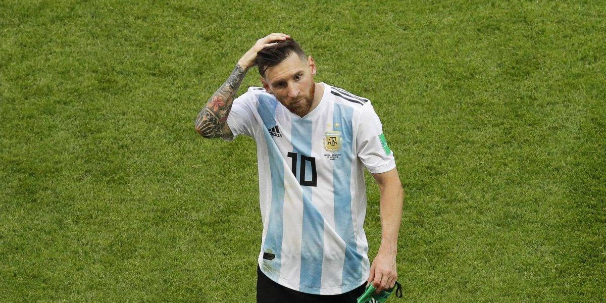 La razón por la que Leo Messi no se retiraría de la selección Argentina