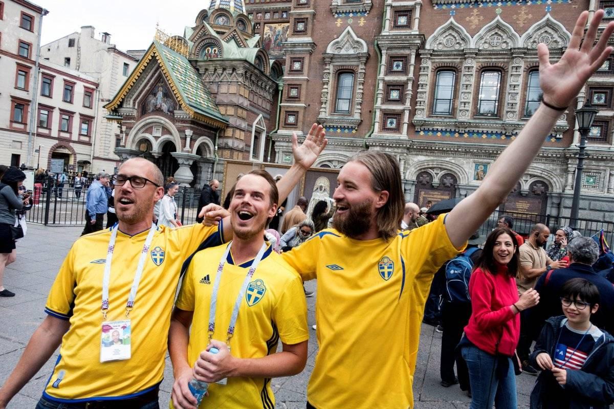 Suecia vs Suiza: EN VIVO, ONLINE, hora, alineaciones, canal y fecha de octavos de final del Mundial Rusia 2018 AP