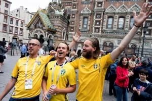 Suecia vs Suiza: EN VIVO, ONLINE, hora, alineaciones, canal y fecha de octavos de final del Mundial Rusia 2018