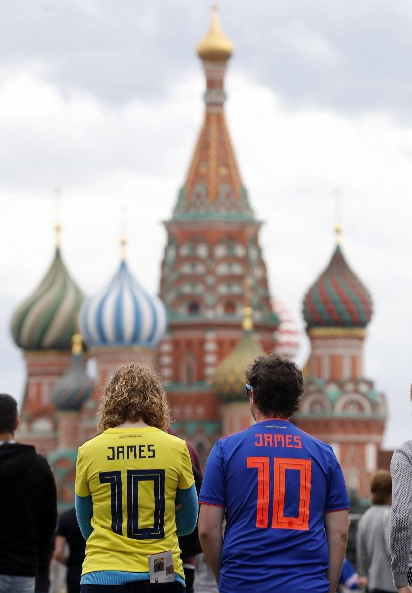 Colombia vs Inglaterra: EN VIVO, ONLINE, hora, alineaciones, canal y fecha de octavos de final del Mundial Rusia 2018 EFE