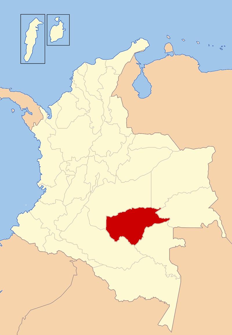 Guaviare, Colombia