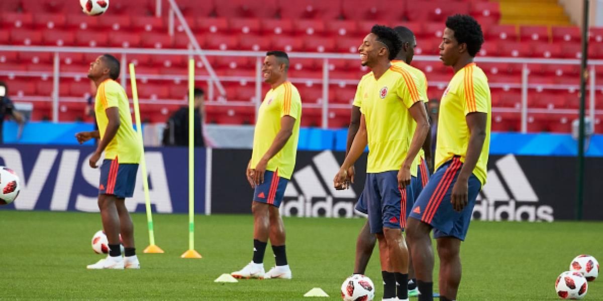 Colombia busca ganarle por primera vez a Inglaterra