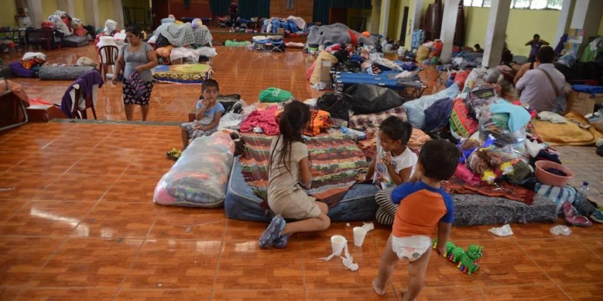 Renap emite más de 3 mil documentos a afectados por erupción