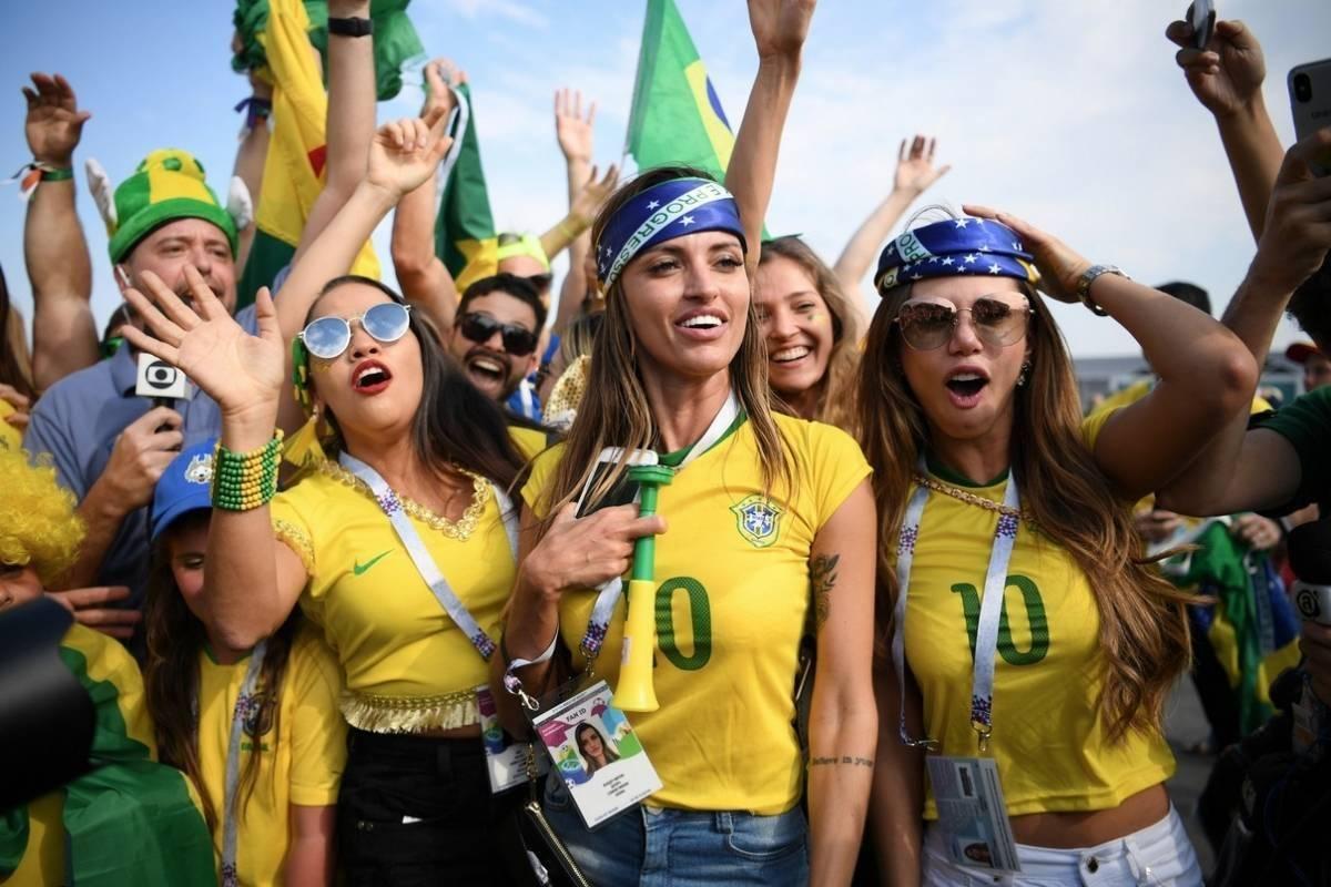 Aficionadas brasileñas