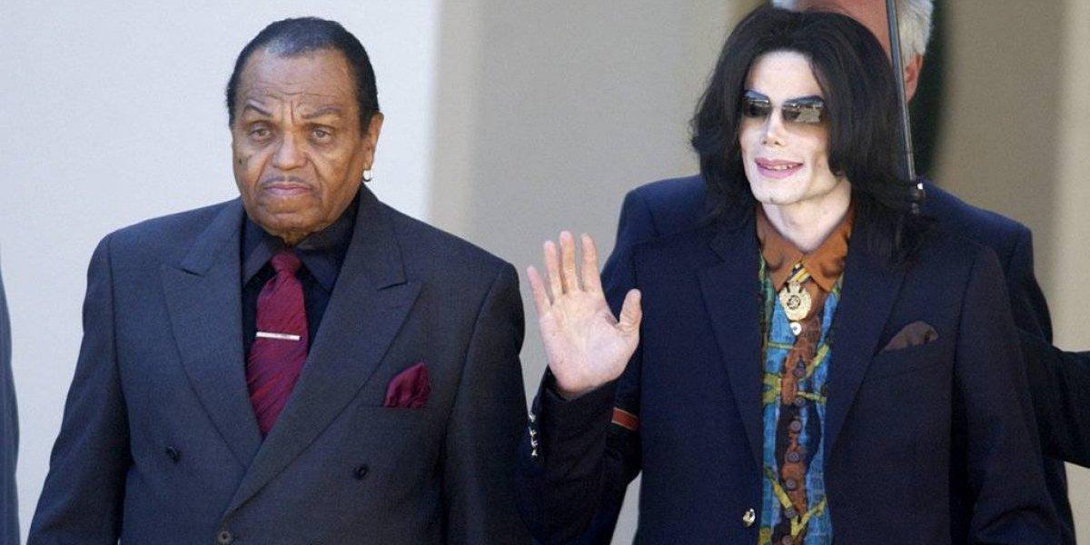 Entierran a Joe Jackson en el mismo cementerio que su hijo Michael