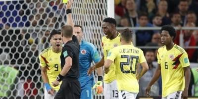 Este sería el error de Mark Geiger, el árbitro, que le habría quitado el triunfo a Colombia