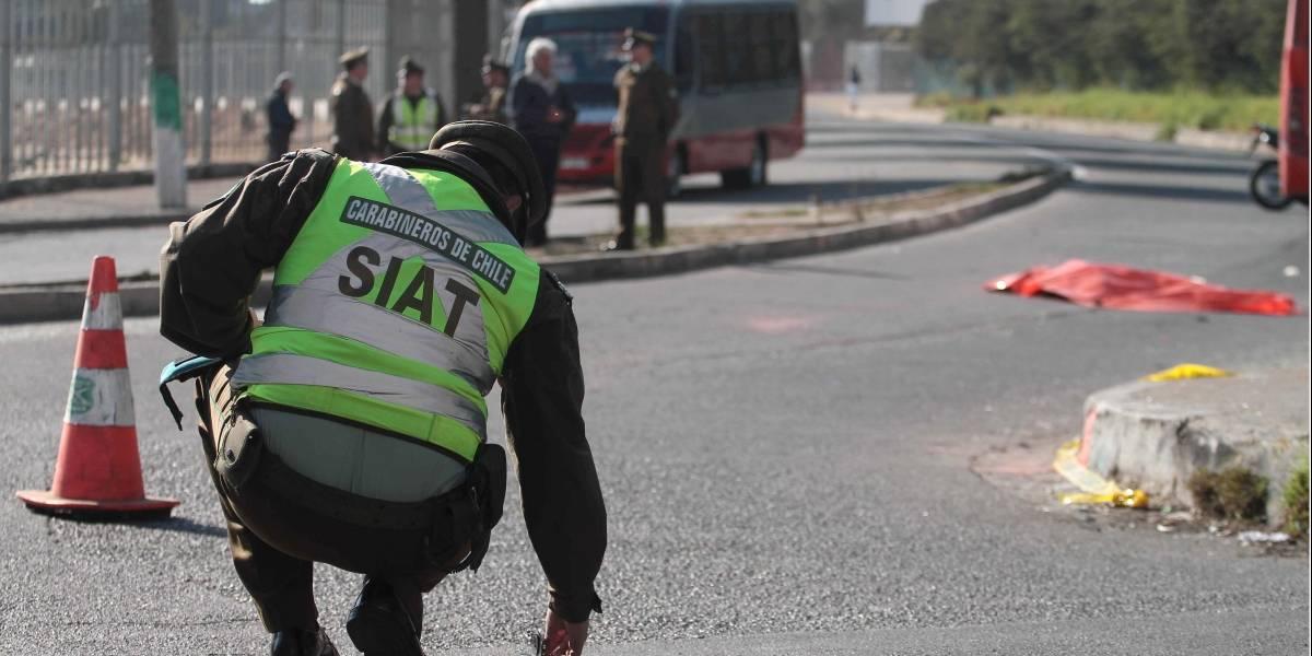 Tres más que el año pasado: 21 fallecidos en accidentes de tránsito deja balance final