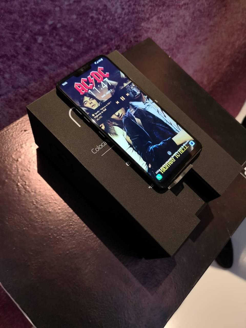 Boom Box LG G7