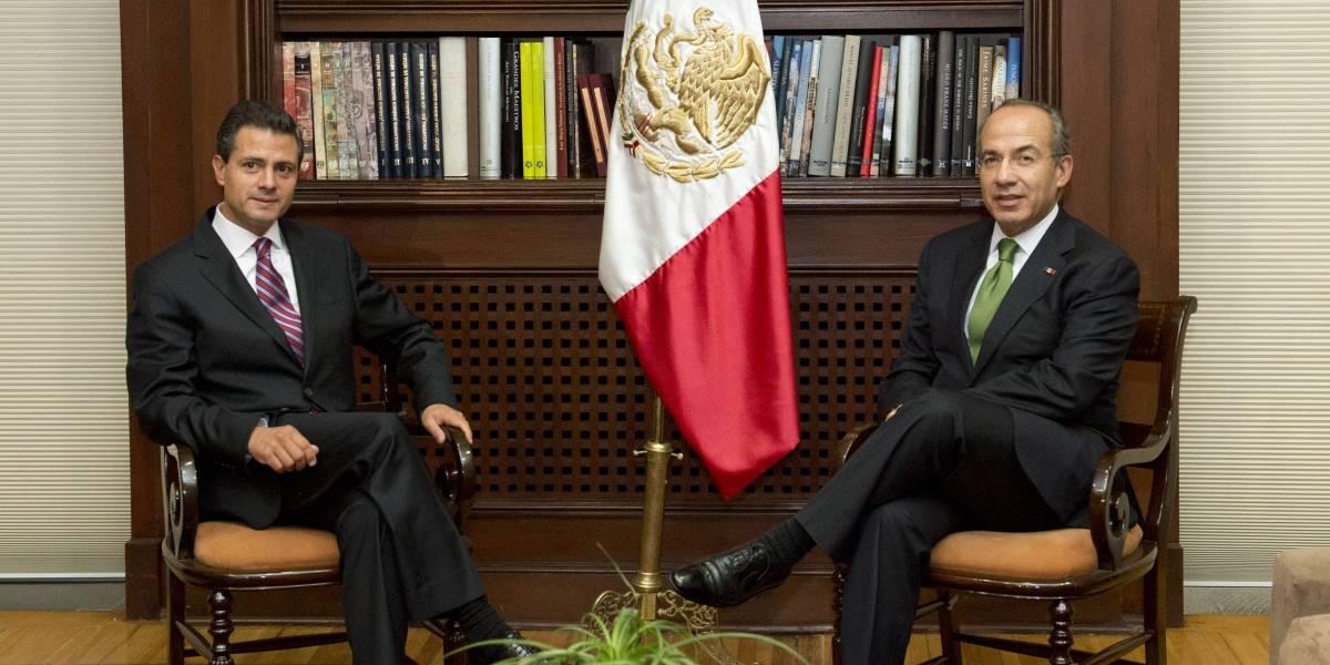 Otras reuniones de transición en la historia de México