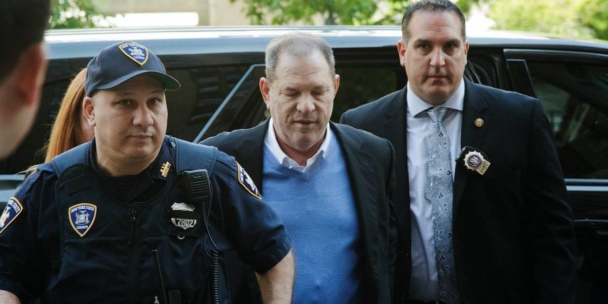 Harvey Weinstein enfrenta nuevo cargo de abuso sexual