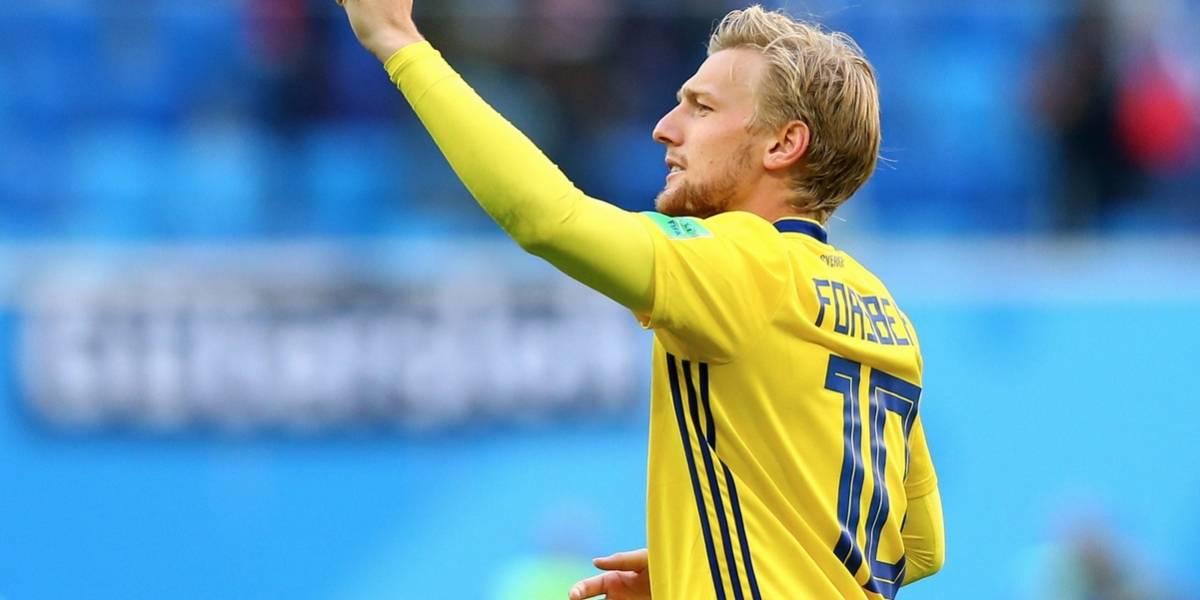 "Emil Forsberg: ""Es estúpido compararme con Ibrahimović"""
