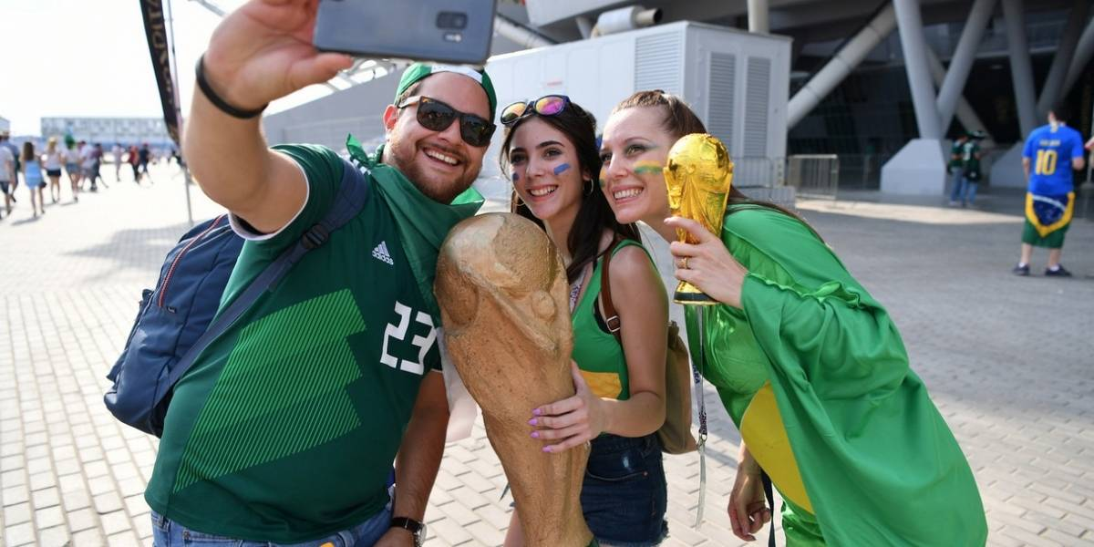 ¿Cómo recordará Rusia a los fans extranjeros?