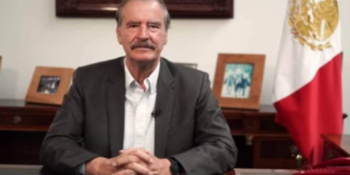 'Todo México ganó al elegir la alternancia', asegura Fox