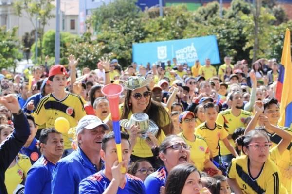 Ver recibimiento de la Selección Colombia EN VIVO ONLINE GRATIS