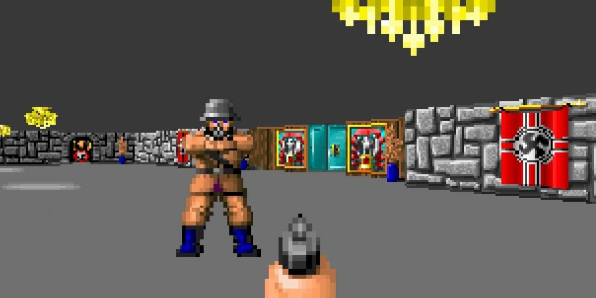 Así se ve Wolfenstein II: The New Colossus en Nintendo Switch