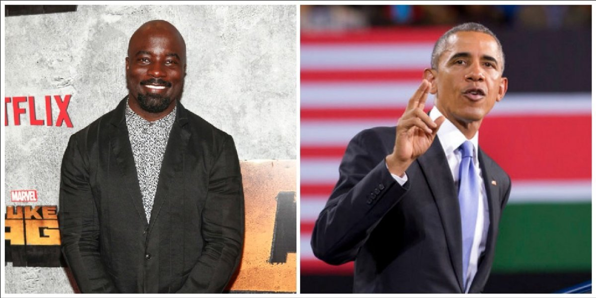 "Actor de ""Luke Cage"" quiere que Barack Obama sea un villano en la serie de Netflix"