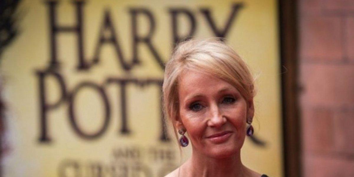Rowling se burla de las ínfulas de Trump