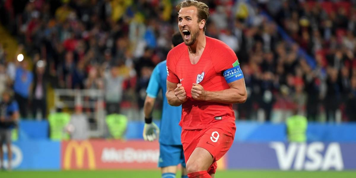 ¡De penal! Harry Kane pone en ventaja a Inglaterra sobre Colombia