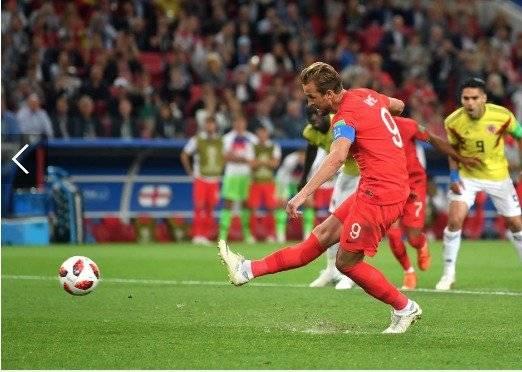 Colombia vs Inglaterra: Dos fallos bastó para que Colombia se despida del Mundial Rusia 2018 AP
