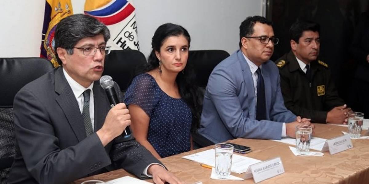 Canciller José Valencia: Habría una alta probabilidad que los cuerpos encontrados correspondan a Óscar y Katty