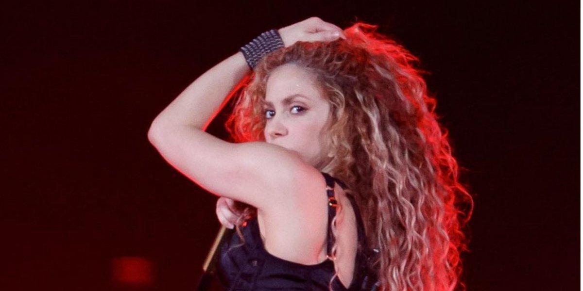 A pesar de la derrota Shakira muestra su orgullo por Colombia con este mensaje