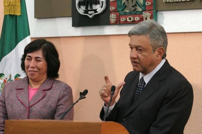 María Estela Ríos González | Foto: Especial