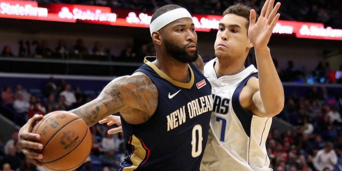 Warriors agregan a su alineación al tremendo DeMarcus Cousins