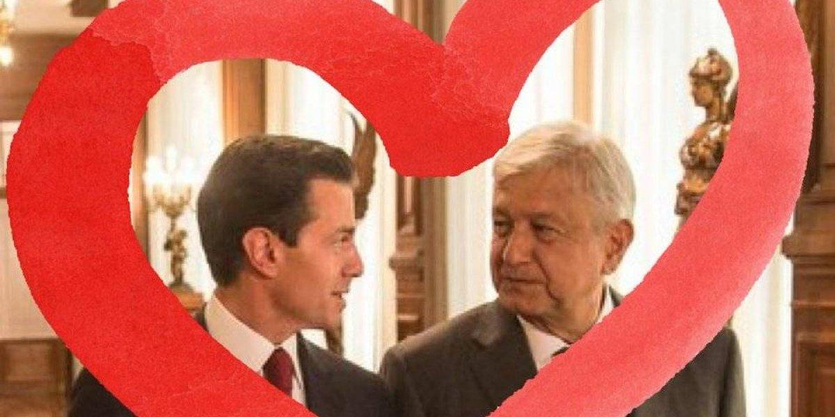 Los memes de la reunión entre Peña Nieto y López Obrador