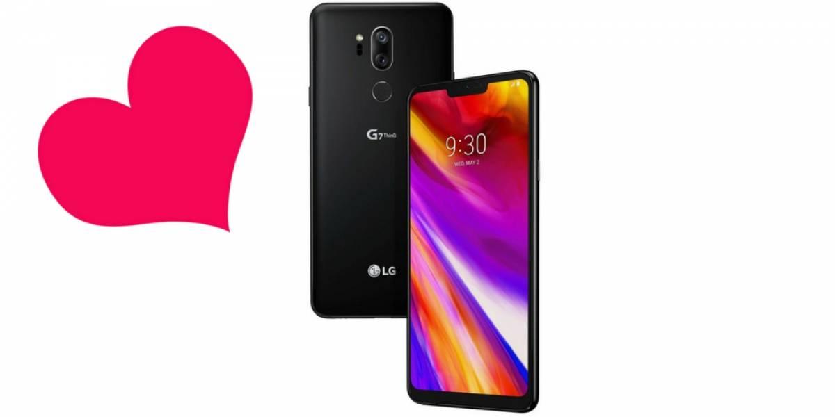LG presenta en México su LG G7 ThinQ: Conoce el precio y disponibilidad