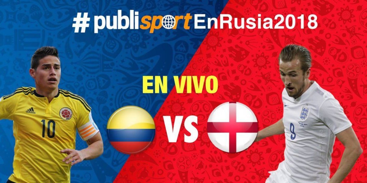 Inglaterra elimina a Colombia en penales y avanza a cuartos de final