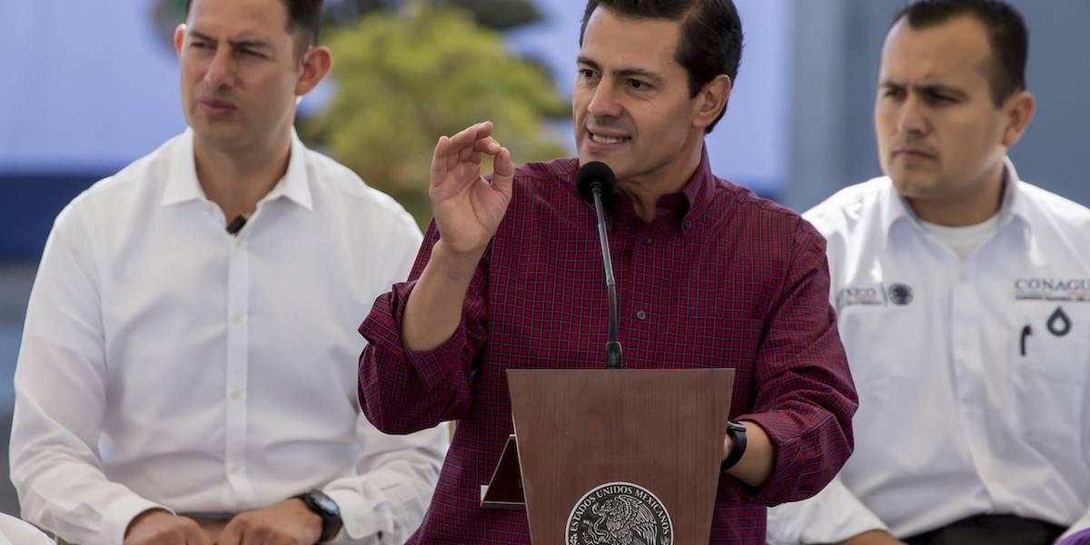 A 63 años del voto femenino, Peña celebra paridad en el Congreso