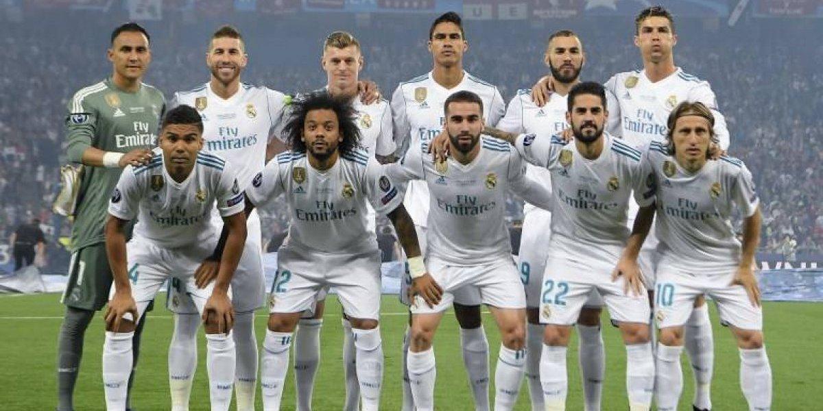 El jugador del Real Madrid que ha pedido Cristiano Ronaldo para la Juventus