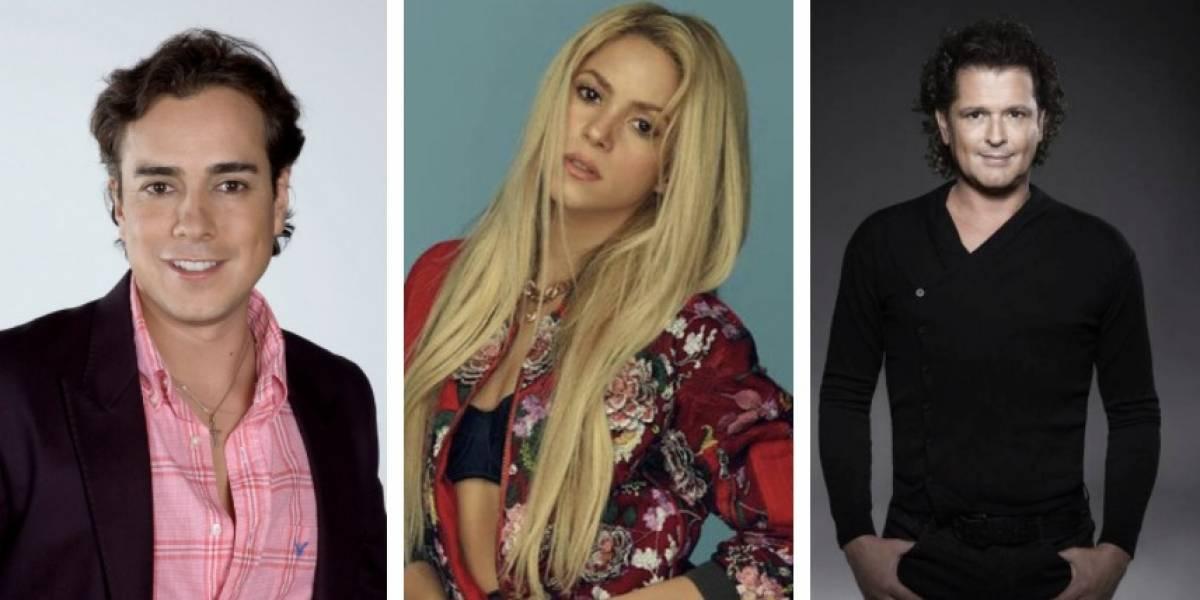 La tristeza invade a los famosos con la eliminación de Colombia en Rusia 2018