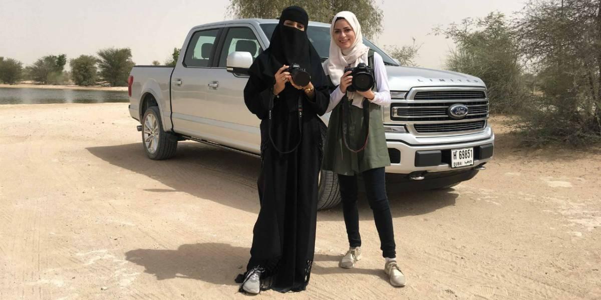 Así recibió Ford el que las mujeres manejen en Arabia Saudita