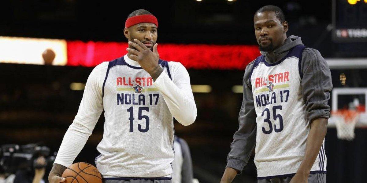 Dejen algo para el resto: Los Warriors amenazan a la NBA fichando a su quinta superestrella