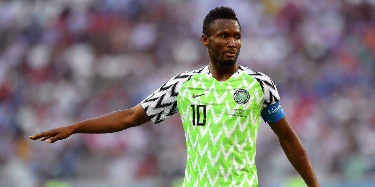 """""""Tu padre está secuestrado, si hablas, lo matamos"""": El drama que se guardó el capitán de Nigeria"""