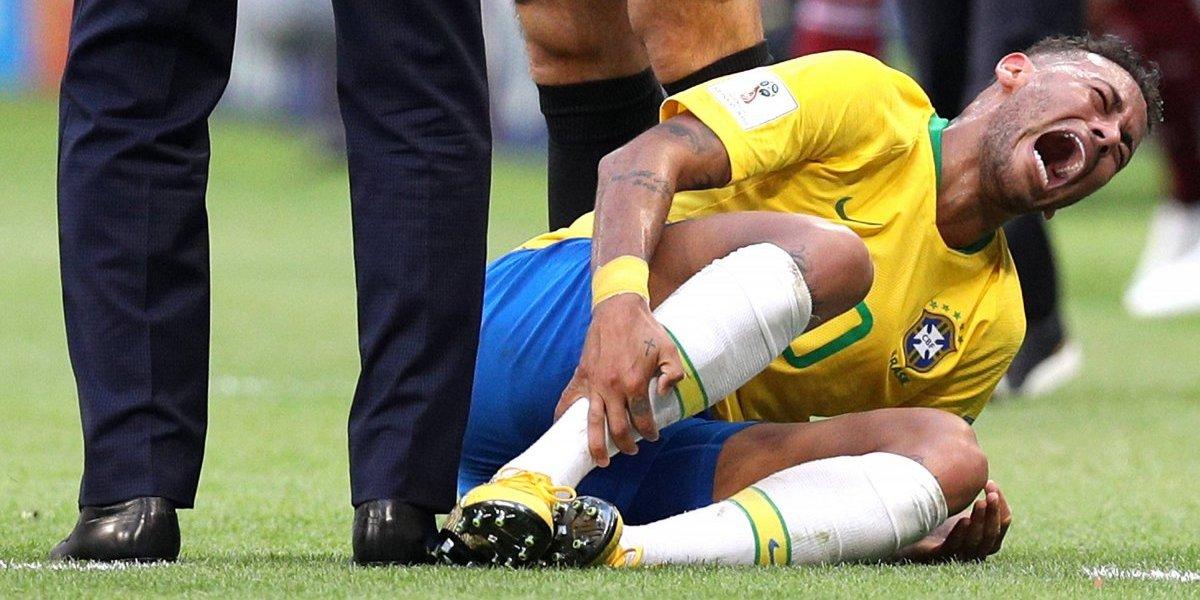 IMSS y Cruz Roja usan a Neymar para promover servicios