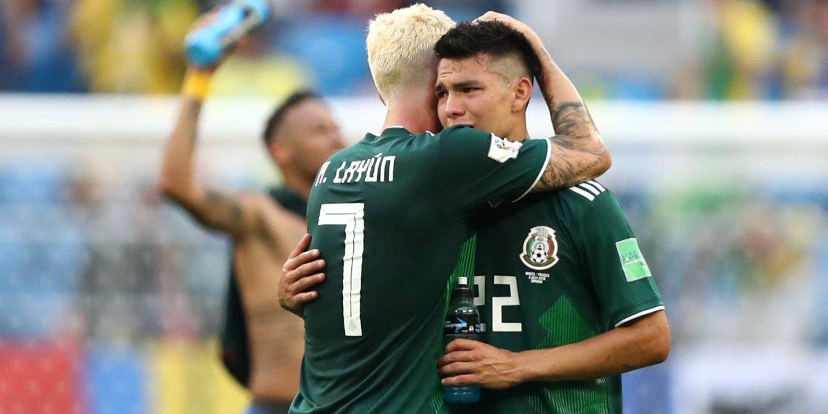 Selección mexicana rompe filas en Moscú