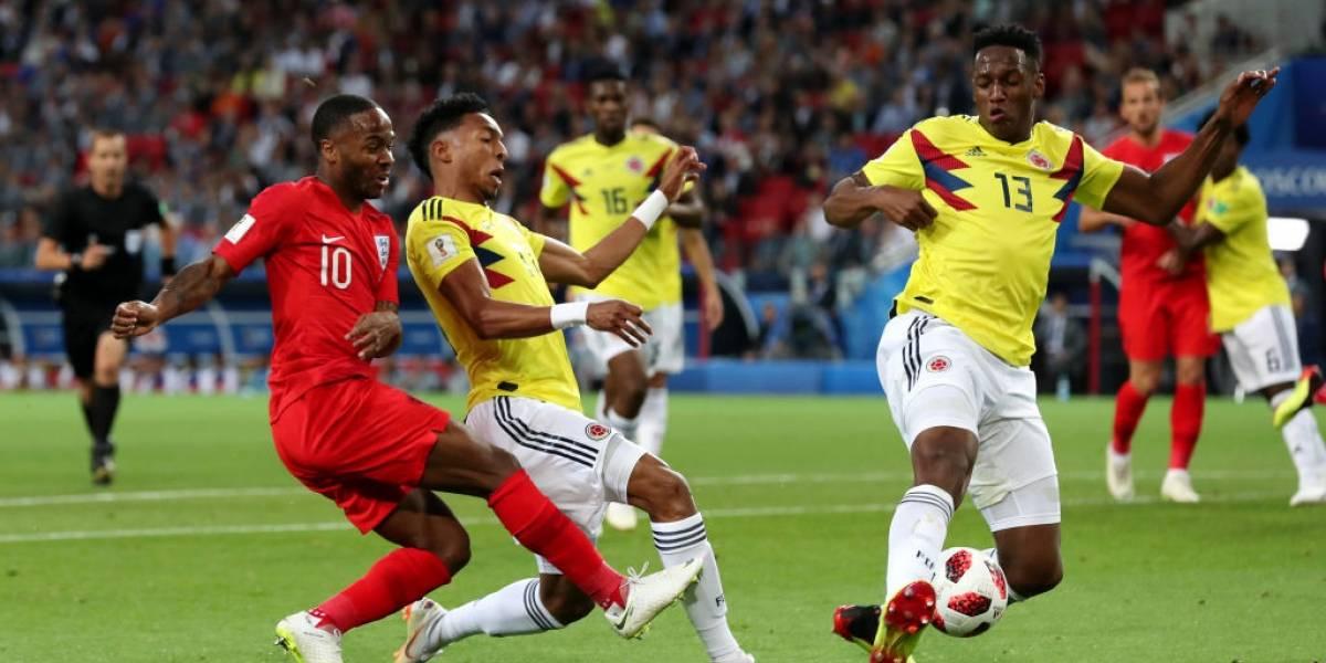 Minuto a minuto: Colombia e Inglaterra juegan un partidazo para completar el cuadro de cuartos en Rusia 2018