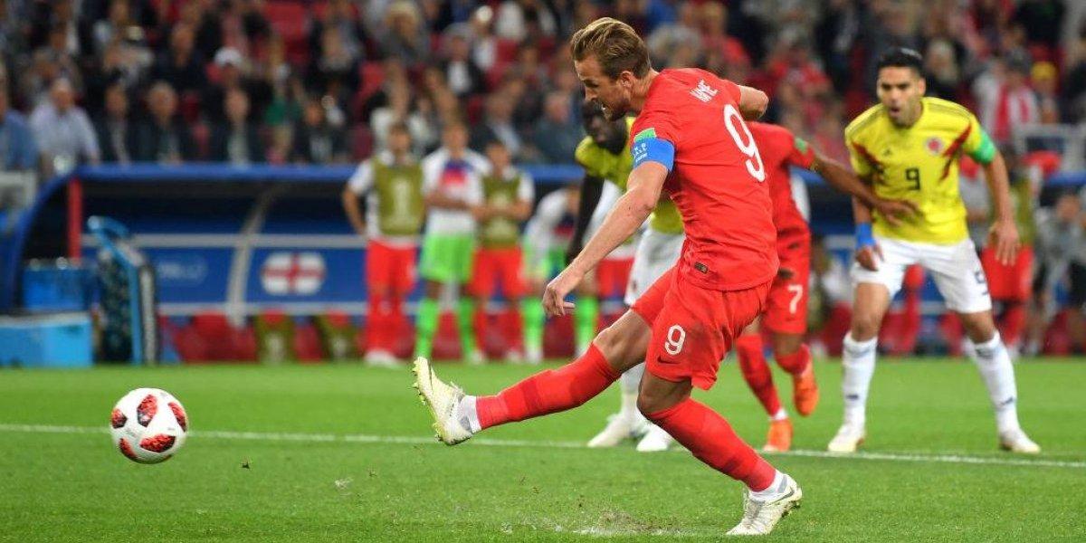 """Prensa inglesa se volvió loca con la clasificación a cuartos del Mundial: """"Desterramos la maldición de los penales"""""""