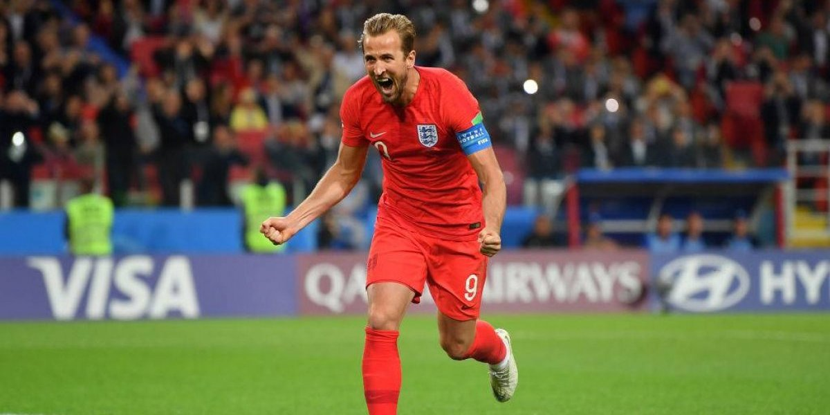 Harry Kane fue el goleador del Mundial de Rusia 2018