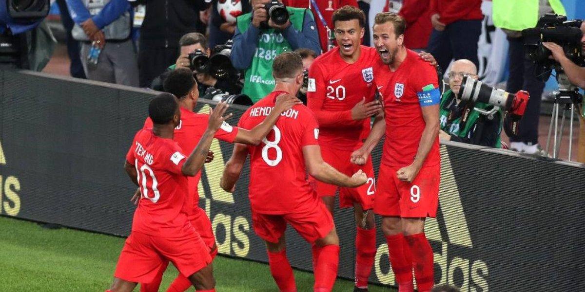 Inglaterra le ganó a Colombia en los penales y tiene permitido soñar en grande en el Mundial