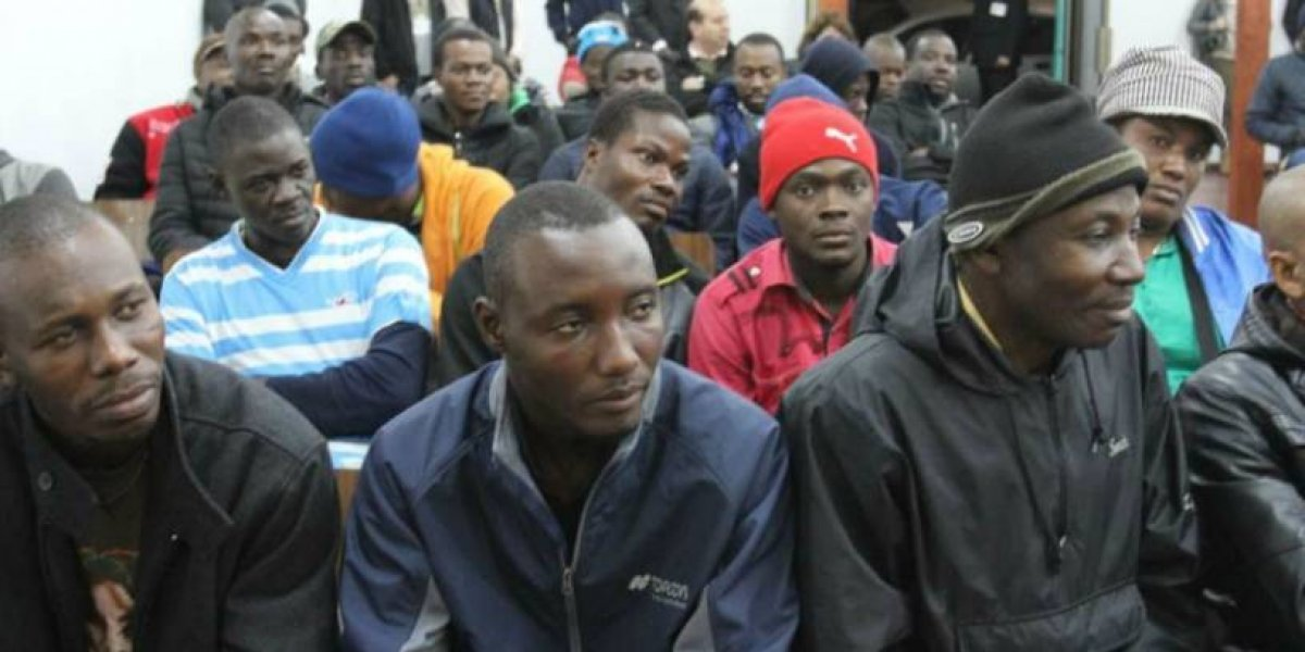 Primer día para nuevas visas a haitianos en Chile cierra con 100 consultas