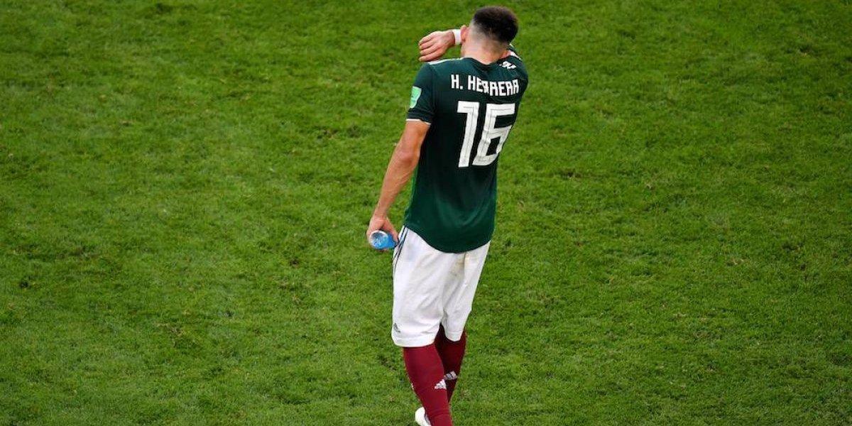 Sitio de citas para infieles por internet quiere que Héctor Herrera sea su imagen