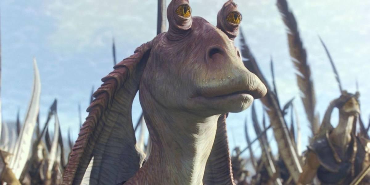 El actor que interpretó a Jar Jar Binks consideró suicidarse por el odio de los fans de Star Wars