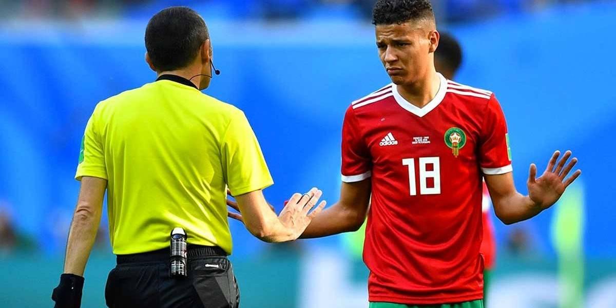Jogador de Marrocos volta da Copa, atropela e mata uma pessoa