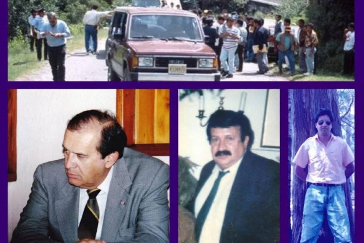 Jorge Carpio asesinato