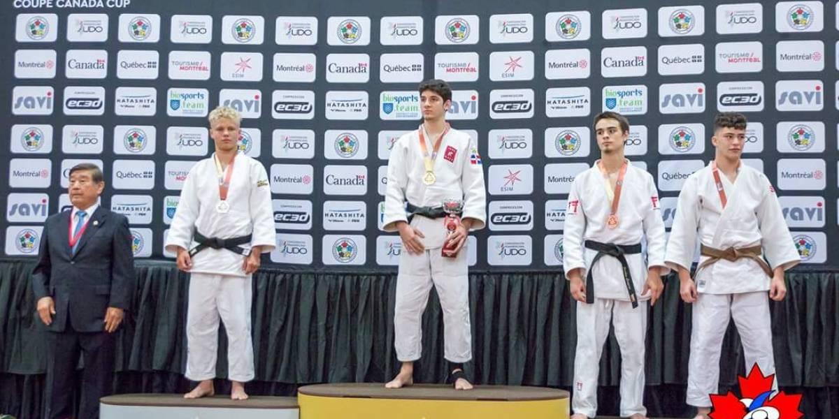 Tornal gana oro en clasificatorio para Juegos Olímpicos de la Juventud