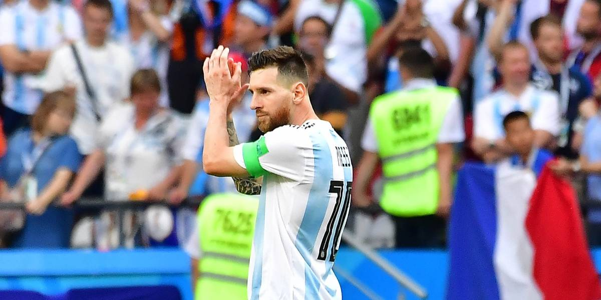 Messi tendría una razón que lo obligaría a no dejar la selección