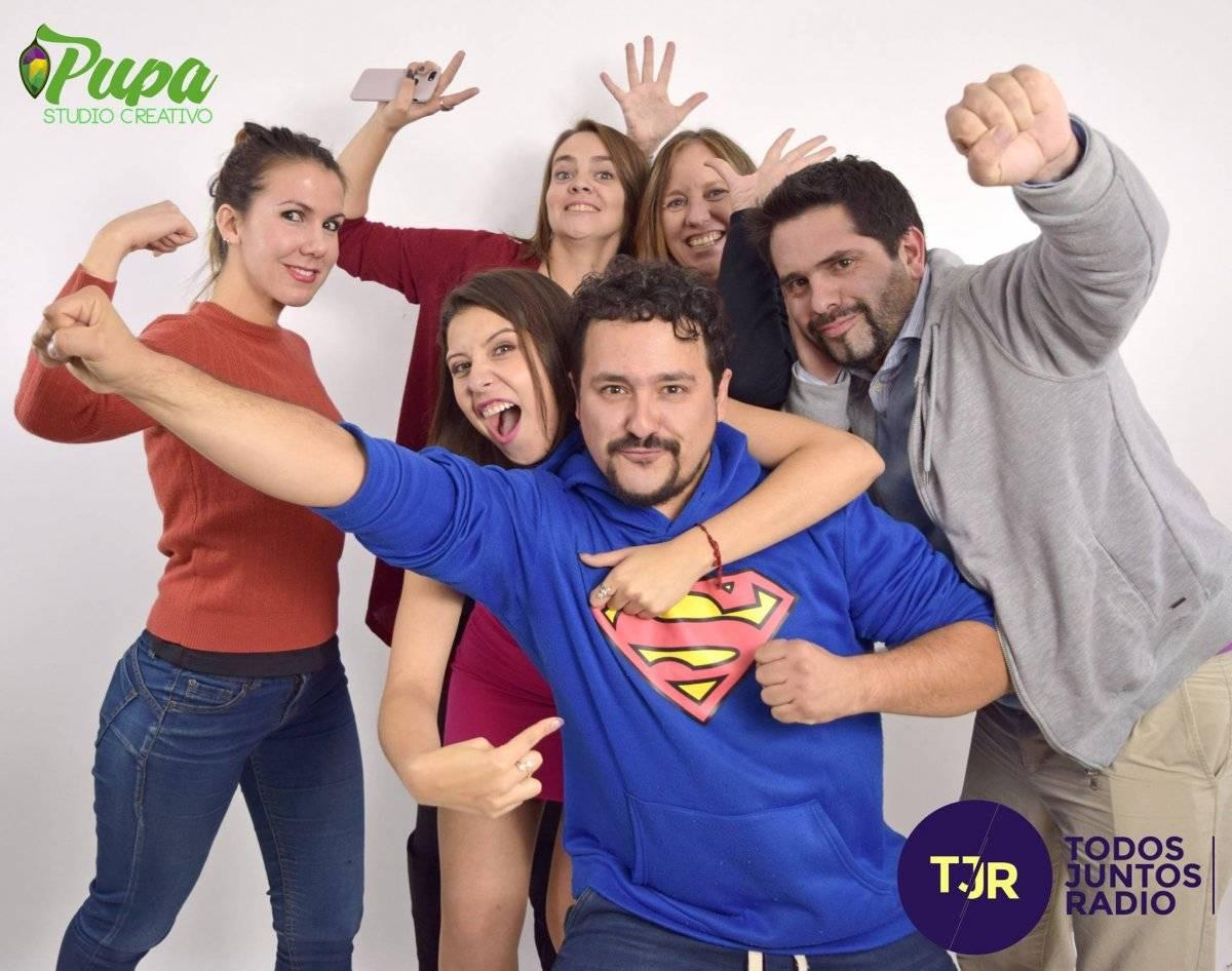 María José Quintanilla / Todos Juntos Radio